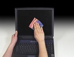 Egyedi mikroszálas képernyő törlőkendők