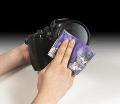 Egyedi mikroszálas lencse törlőkendők