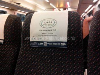 Mikroszálas reklám üléshuzatok